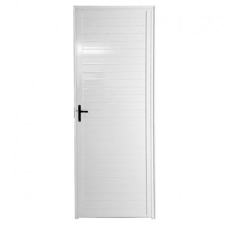 Porta Lambril D2,10x0,80cm Alumínio Branco Elegance ALIANCE