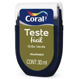 Teste Fácil Grão Verde 30ml CORAL