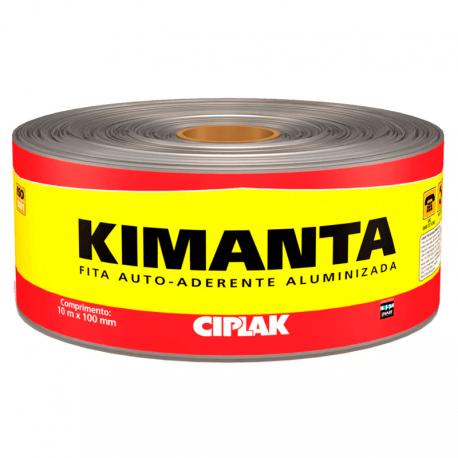 Kimanta Fita Aluminizada Rolo 10cmx10mt CIPLAK